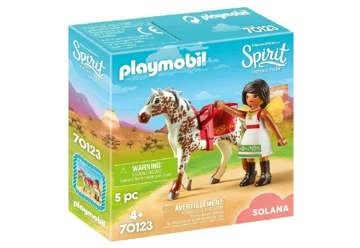 Immagine di Solana con cavallo