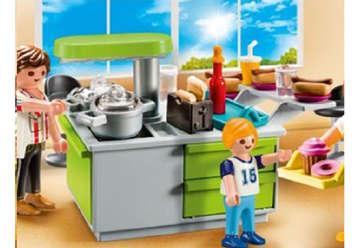 Immagine di Valigetta grande cucina