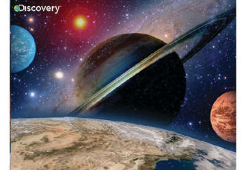 Immagine di Puzzle 3D Discovery: Earth and Beyond 100pz