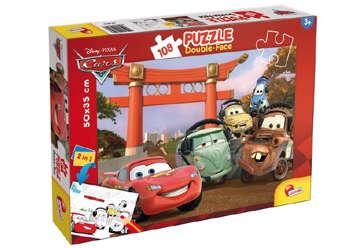 Immagine di Puzzle plua Cars 108pz