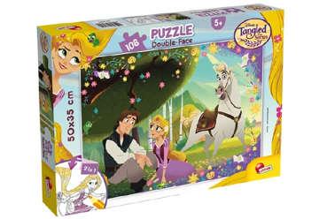 Immagine di Puzzle plus Rapunzel 108pz