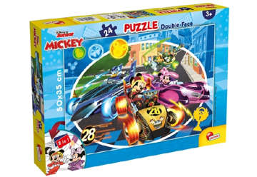 Immagine di Puzzle plus 24 Pz Mickey Mouse