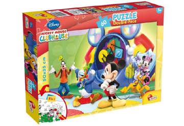 Immagine di Puzzle plus Mickey Mouse 60pz