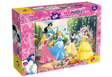 Immagine di Puzzle supermaxi Princess 108pz