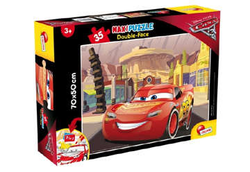 Immagine di Puzzle supermaxi 35 Cars