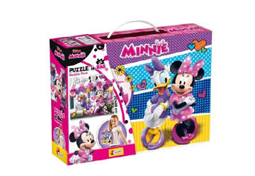 Immagine di Puzzle in bag 60 Minnie - Paperina