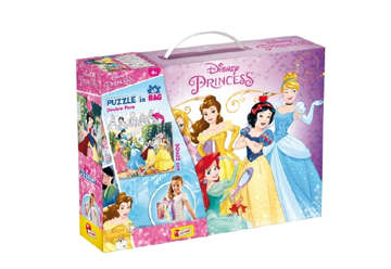 Immagine di Puzzle in bag 60 princess