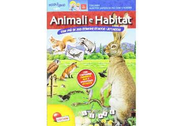 Immagine di Albi per sapere di più - Animali e habitat
