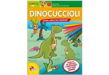 Immagine di Maxi albi di carotina - Dinocuccioli