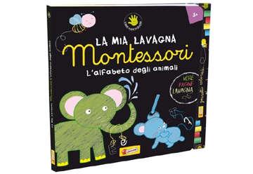 Immagine di Montessori - L'alfabeto degli animali