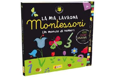 Immagine di Montessori - Un mondo di numeri