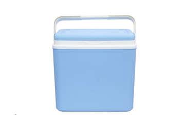 Immagine di Borsa frigo rigida azzurro 24L