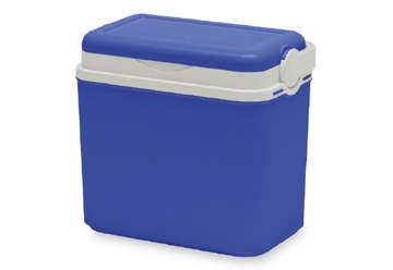 Immagine di Borsa frigo rigida blu 10L