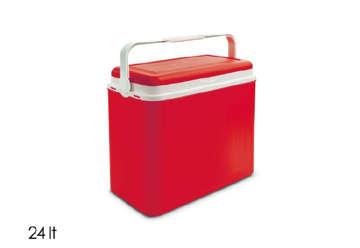 Immagine di Borsa frigo rigida rosso 24L