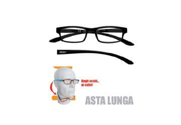 Immagine di Occhiale lettura Zippo +2.50 BLK