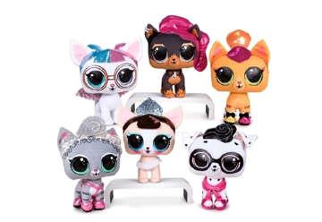 Immagine di LOL pets 6 modelli - 19 cm
