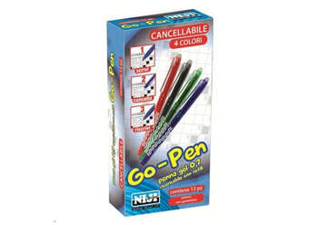 Immagine di Go-Pen cancellabile rossa 0.7mm