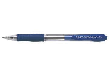 Immagine di Pilot supergrip blu fine
