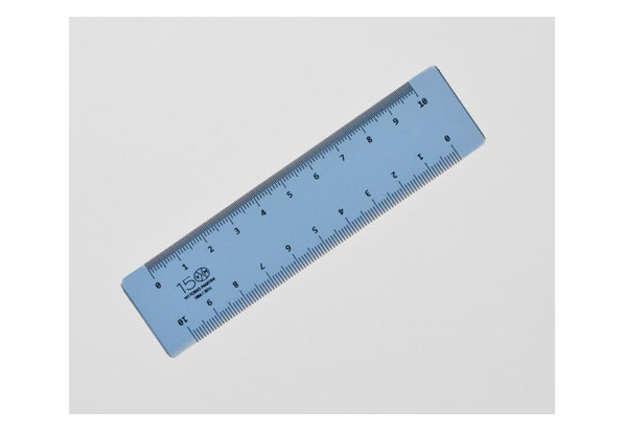 Immagine di Decimetro 10 cm graduazione a mm