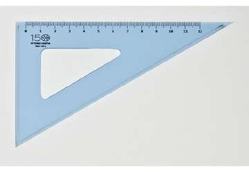 Immagine di Squadra 60° cm 12 perspex