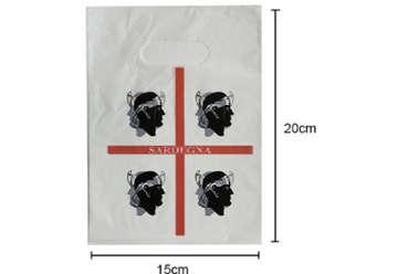 Immagine di Busta piccola 4 mori 15x20cm in plastica