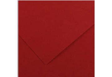 Immagine di Foglio Colorline 50x70 cm Rosso granata
