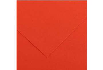 Immagine di Foglio Colorline 50x70 cm Rosso vivo