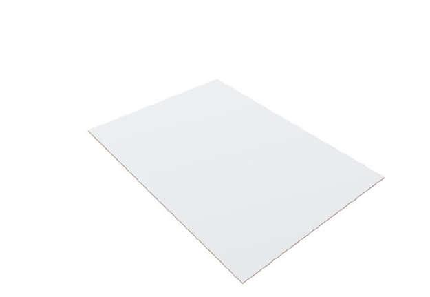 Immagine di Foglio Colorline 70x100 cm Bianco