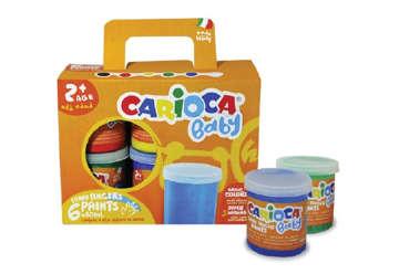 Immagine di Carioca baby tempera box da 6pz