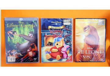 Immagine di DVD Disney assortiti
