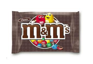 Immagine di M&M'S Choco 45gr in box 24 pezzi