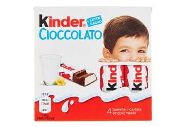 Immagine di Kinder Cioccolato in display da 20 confezioni