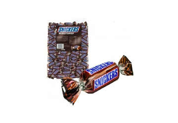 Immagine di Snickers miniatures busta 800gr