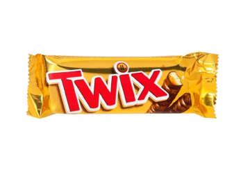 Immagine di Twix 50gr box 25 pezzi