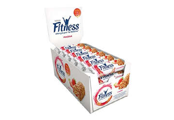 Immagine di Fitness fragola 23,5gr 24pz