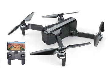 Immagine di DRONE GPS RETURN HOME CON FOTO VIDEO HD (PIU' BORSA A TRACOLLA PORTATILE IN TESSUTO)