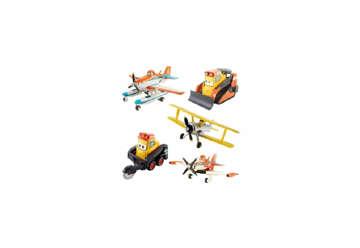 Immagine di Planes 2 personaggi assortiti
