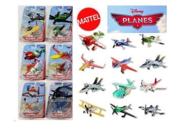 Immagine di Planes personaggi Assortiti