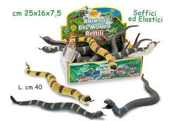 Immagine di Geo nature - Serpente soffice