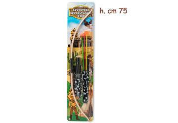 Immagine di Teo's - Arco indiano con pugnale 72cm