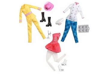 Immagine di Barbie career fashion assortiti