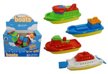 Immagine di Mini barche in display