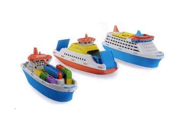 Immagine di Nave crociera/traghetto/nave cargo