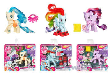 Immagine di My Little Pony: personaggi assortiti