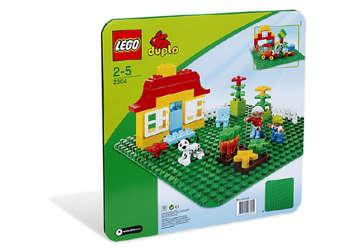 Immagine di Base verde lego duplo