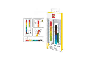 Immagine di Righello Lego componibile Lego