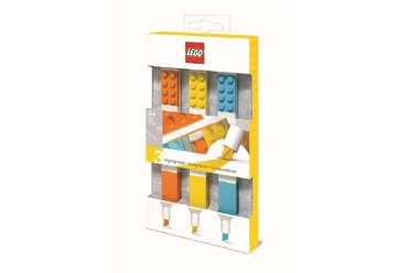 Immagine di Set 3 evidenziatori Lego