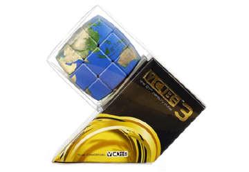 Immagine di V-Cube Earth 3x3cm