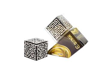 Immagine di V-Cube Maze Piatto 3x3cm