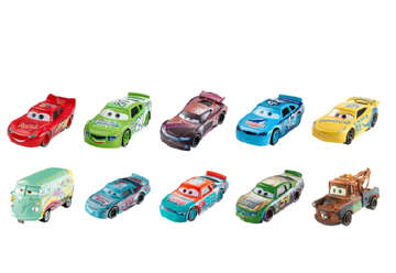 Immagine di Cars die cast personaggi assortiti